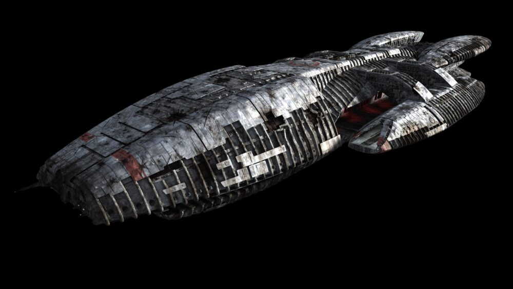 Tydzień z Battlestar Galactica