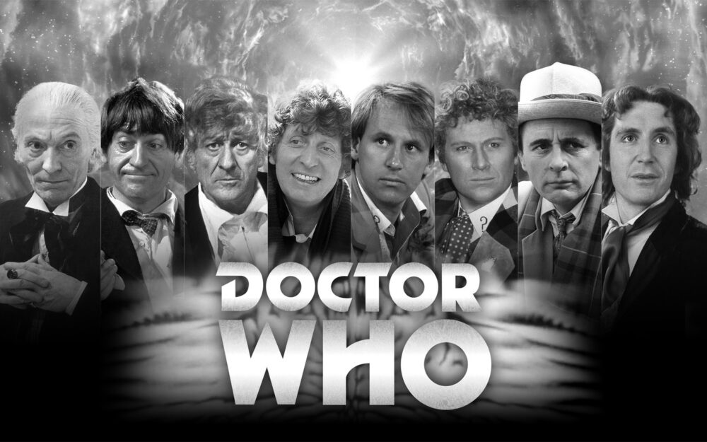 Big Blue Box Podcast – Classic Who