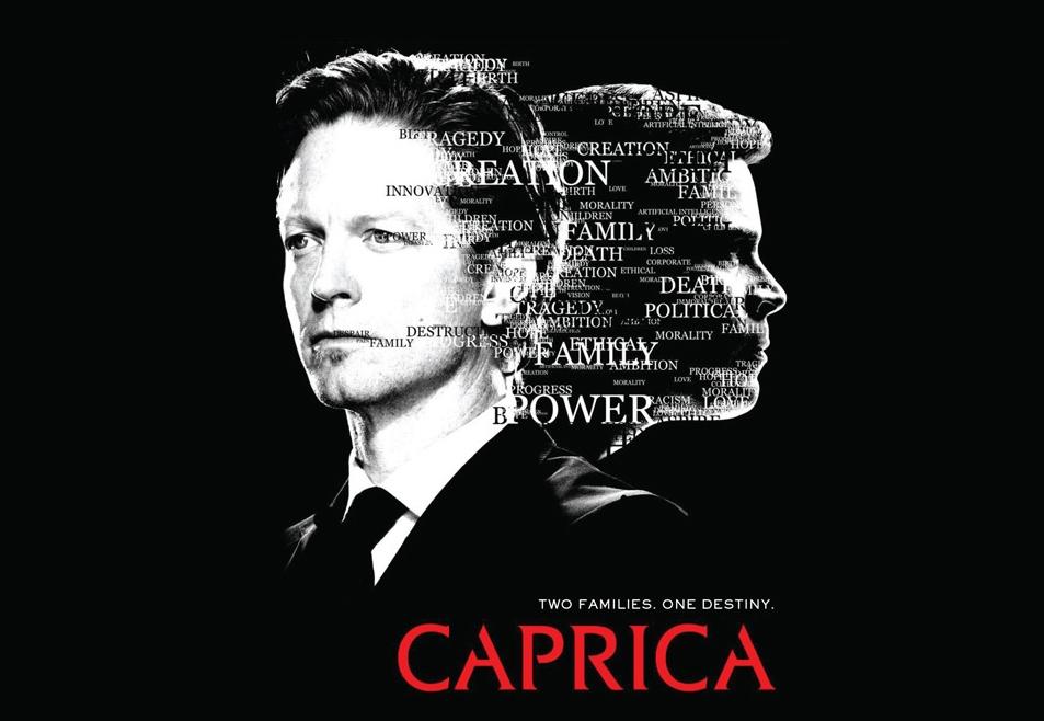 Caprica - Graystone iAdama