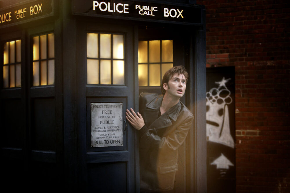 Doctor Who - Christmas Invasion