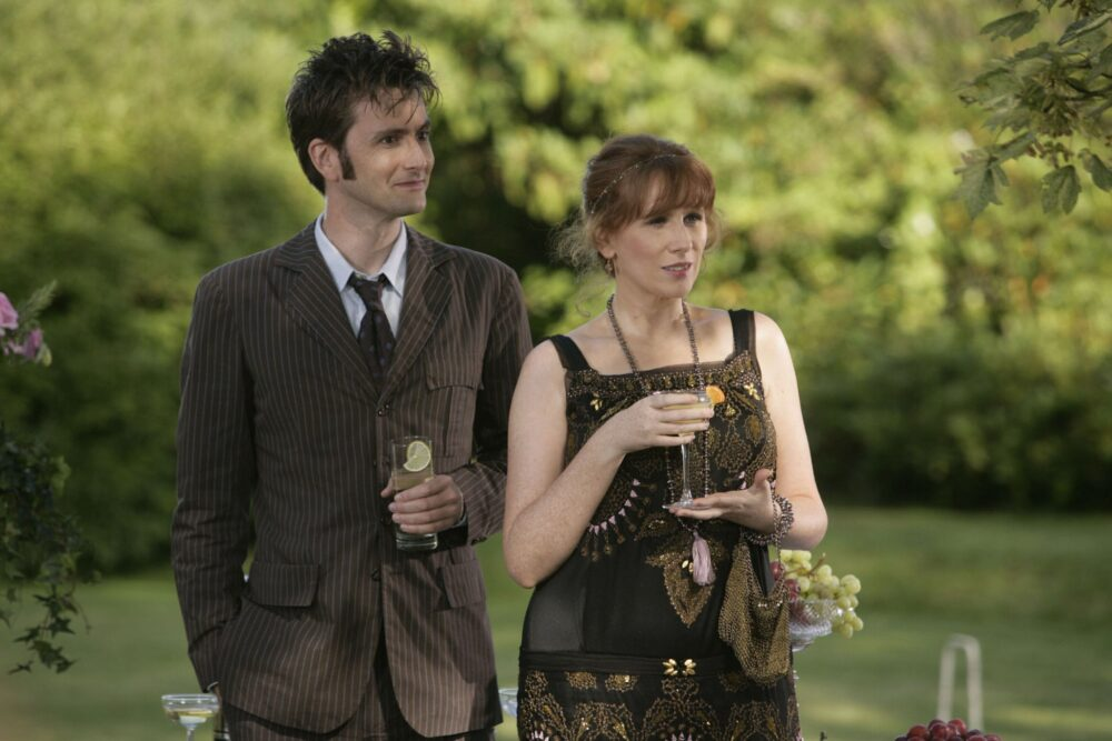Doctor Who - Dziesiąty iDonna