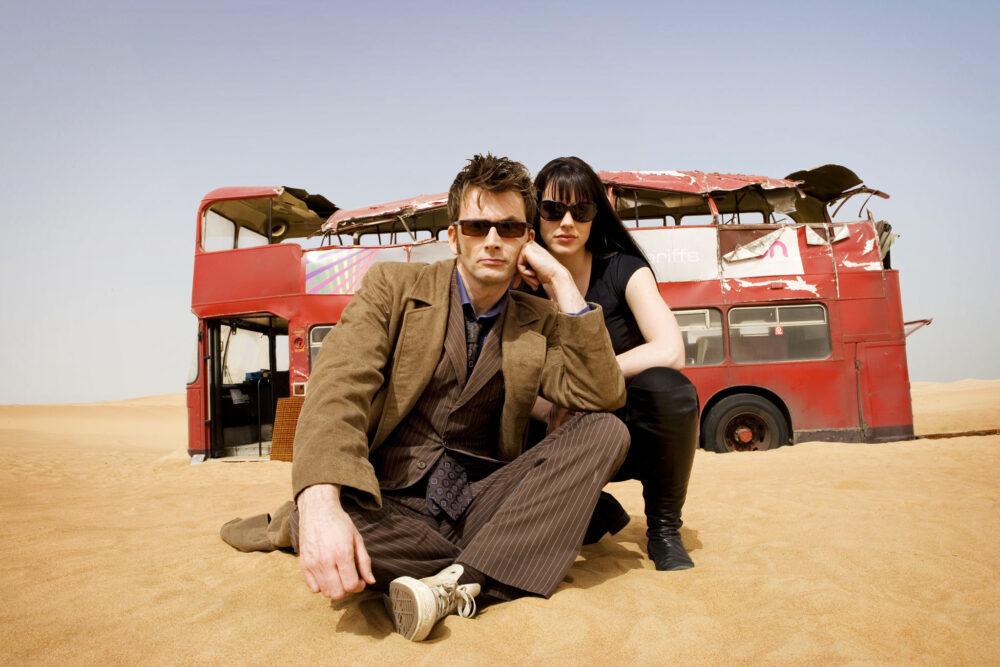 Doctor Who - Dziesiąty iLady Christina