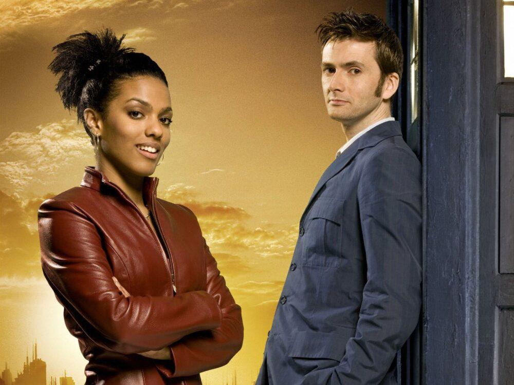 Doctor Who - Dziesiąty iMartha