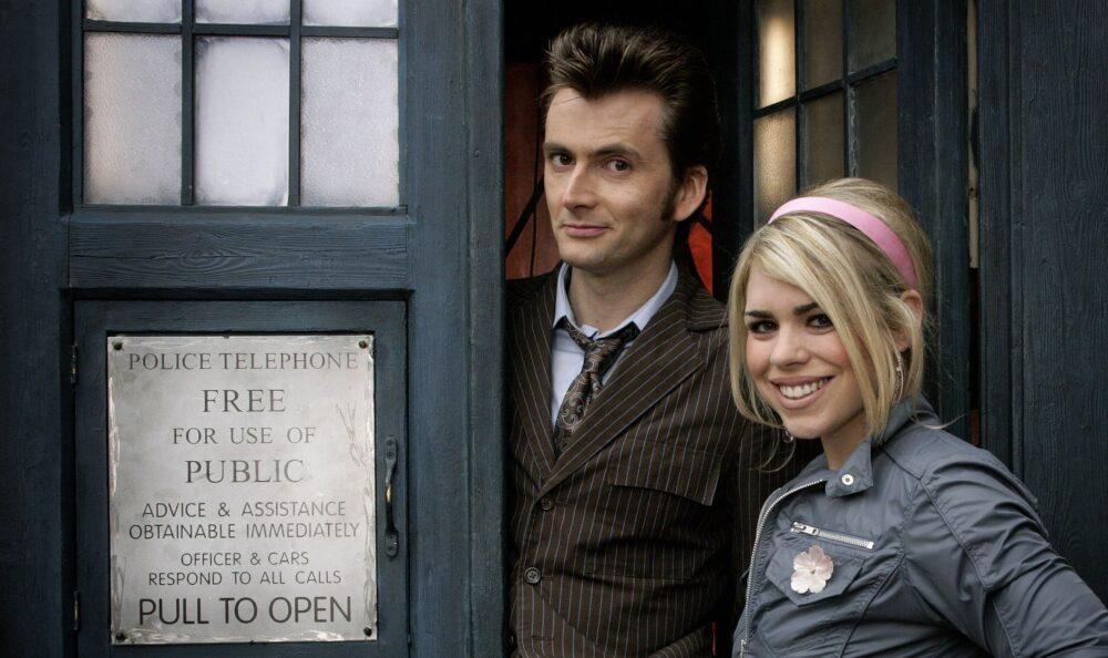 Doctor Who - Dziesiąty iRose