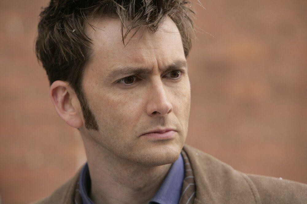 Doctor Who - smutny Dziesiąty
