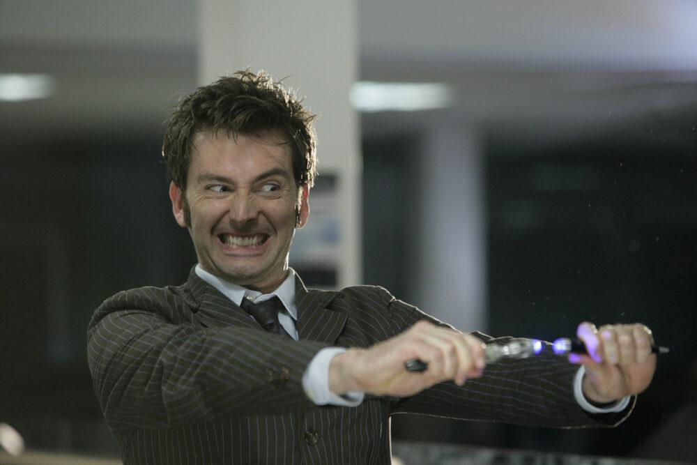 Doctor Who - Dziesiąty iśrubokręt soniczny
