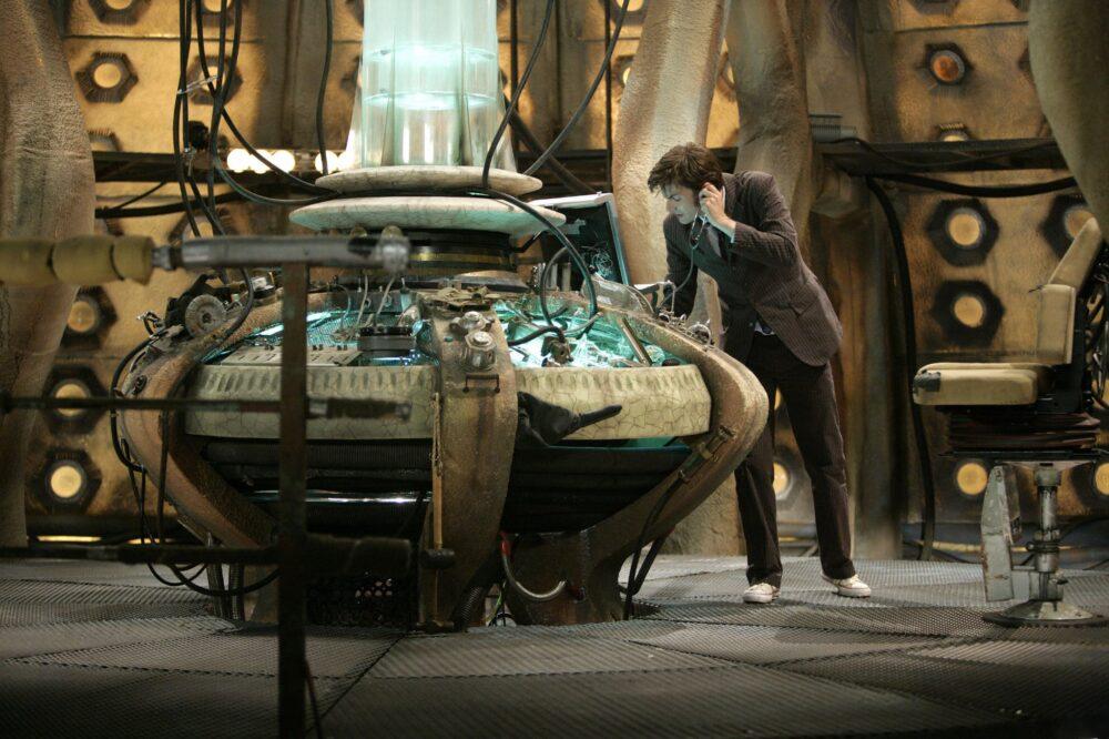 Doctor Who - Dziesiąty istetoskop