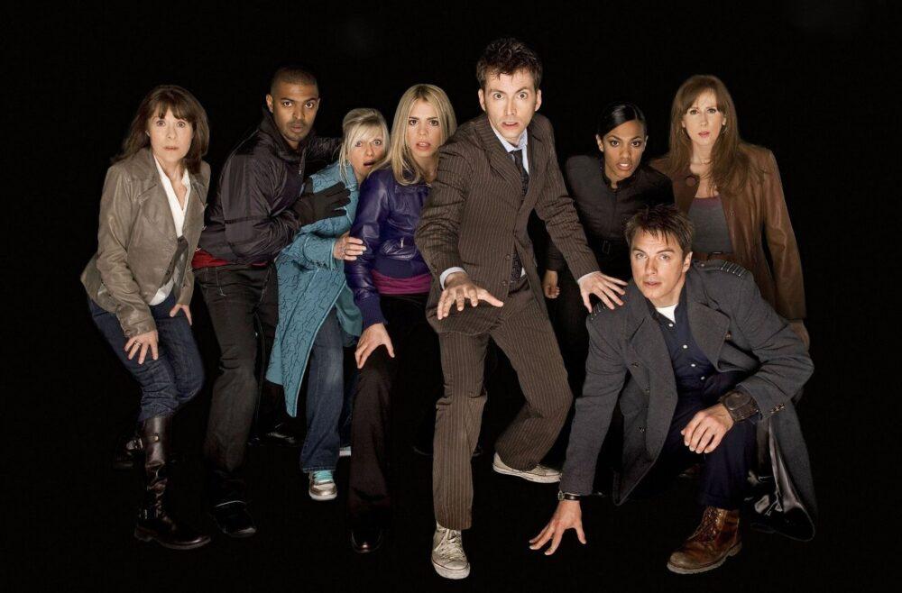 Doctor Who - Dziesiąty iTowarzysze