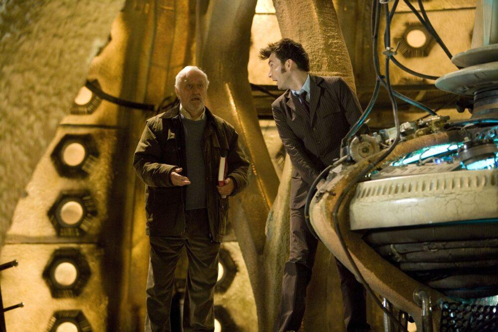 Doctor Who - Dziesiąty iWilfred