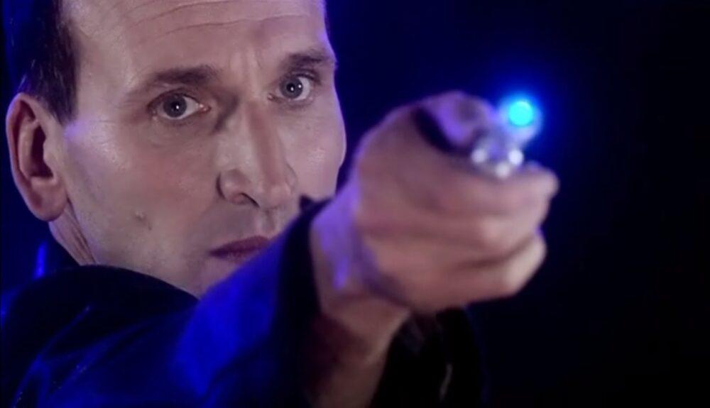 Doctor Who - Dziewiąty iśrubokręt soniczny wciemności