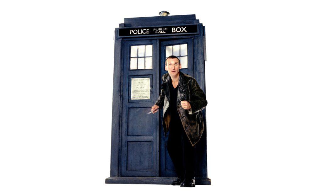 Doctor Who - Dziewiąty iTARDIS