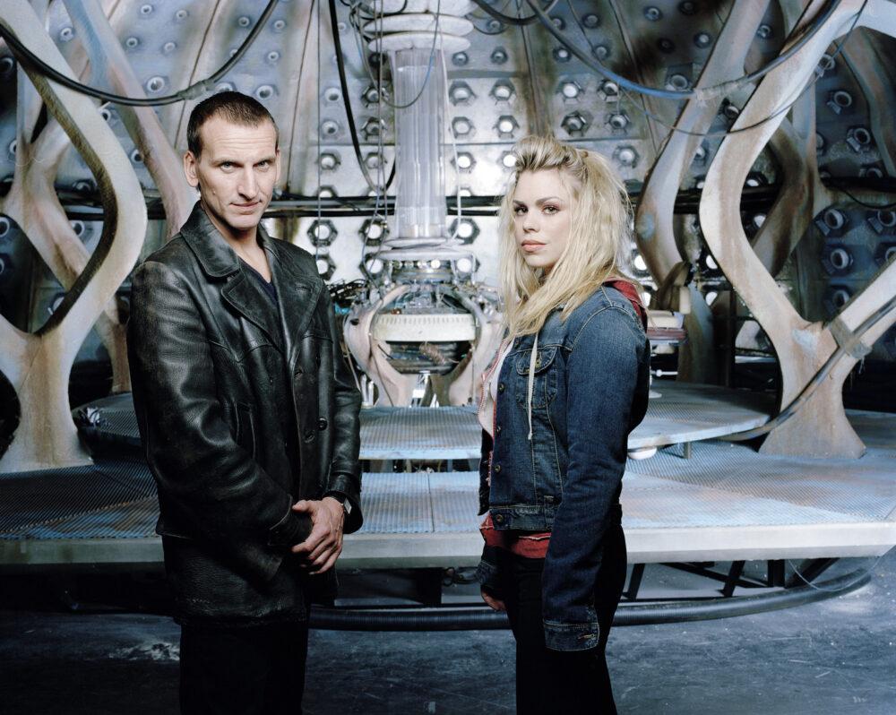 Doctor Who - wnętrze TARDIS Dziewiątego Doktora