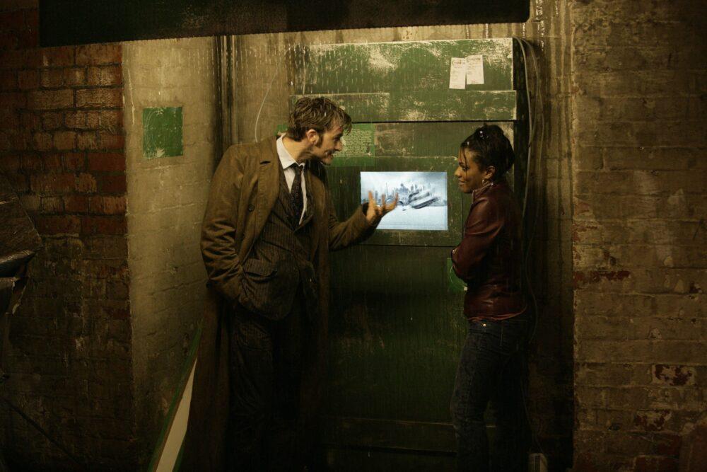 Doctor Who - Gridlock