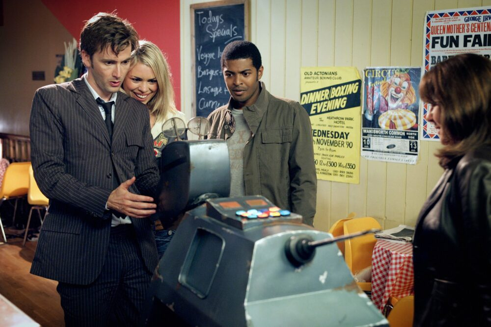 Doctor Who - School Reunion
