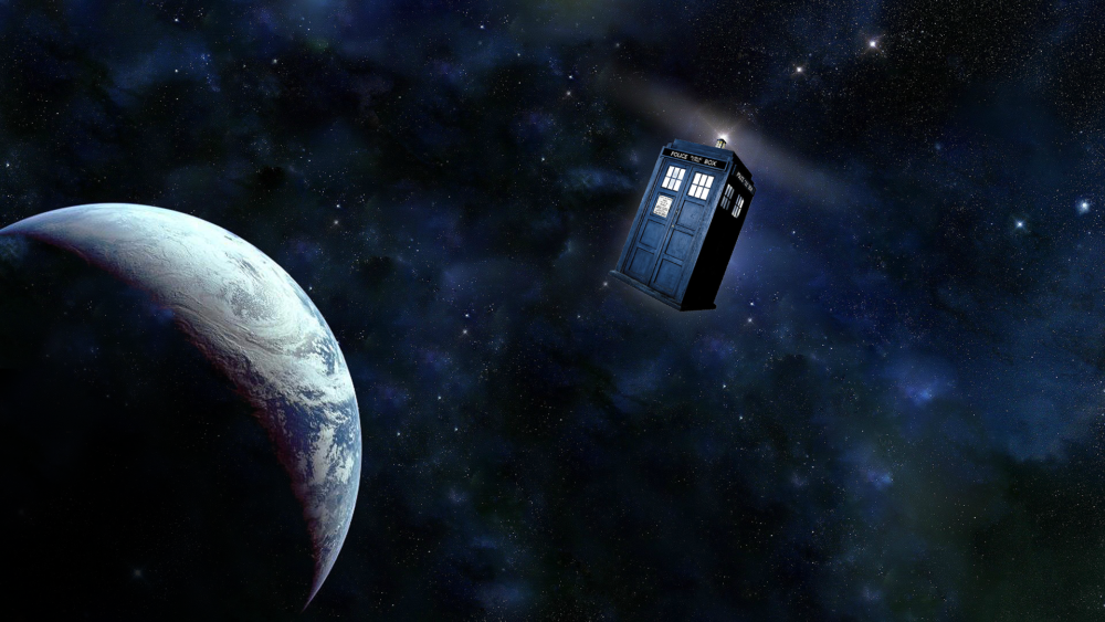 Katnipsonfire – TARDIS in Space