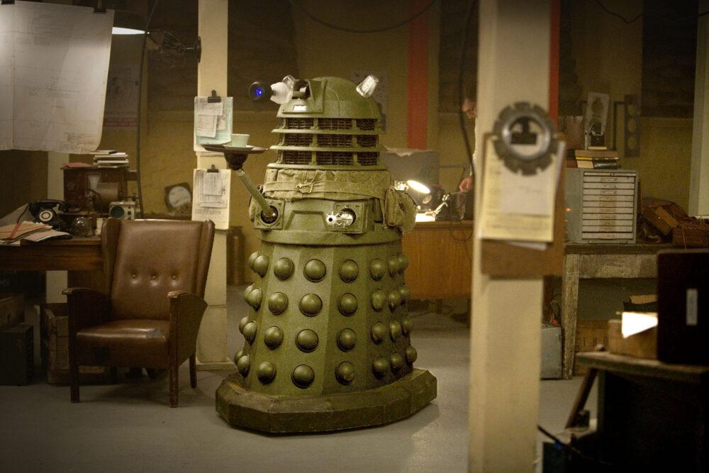 Doctor Who - brytyjski Dalek