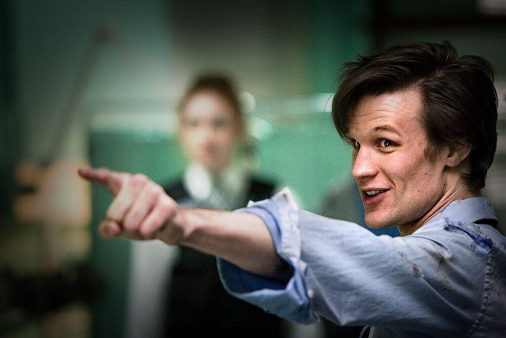 Doctor Who - Jedenasty po regeneracji