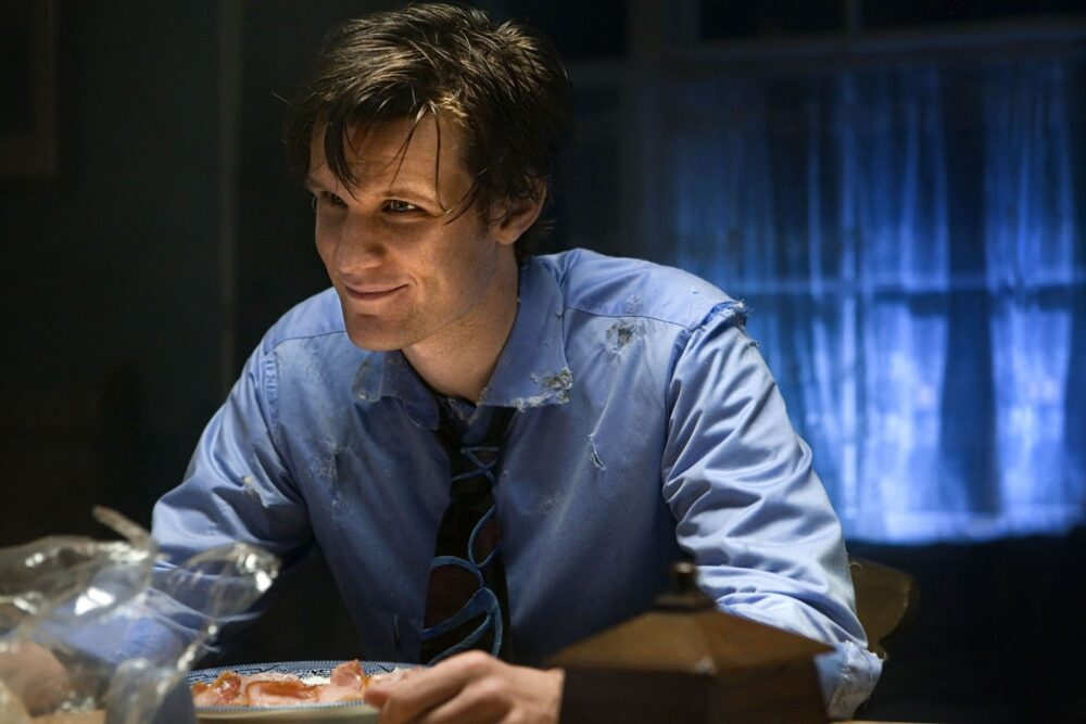 Doctor Who - Jedenasty - strój