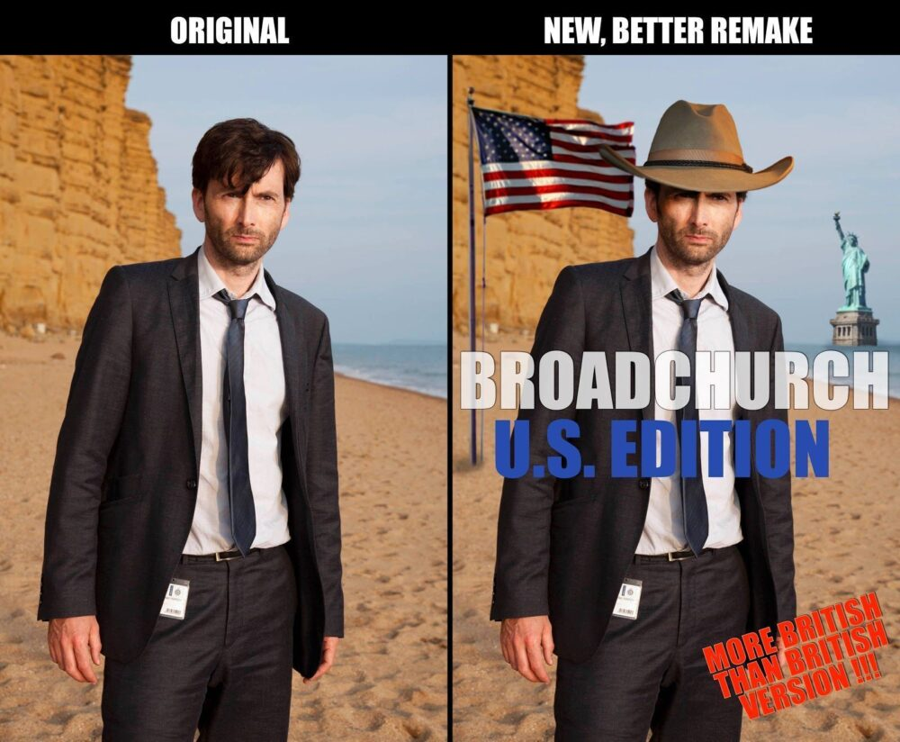 Broadchurch remake