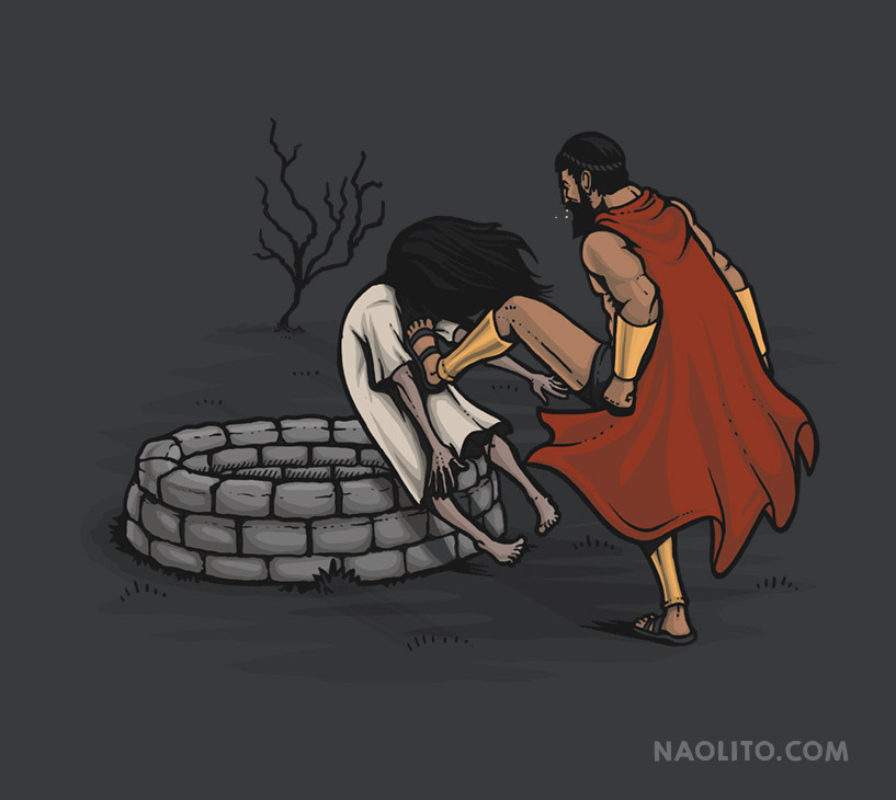 Naolito – This is Sparta
