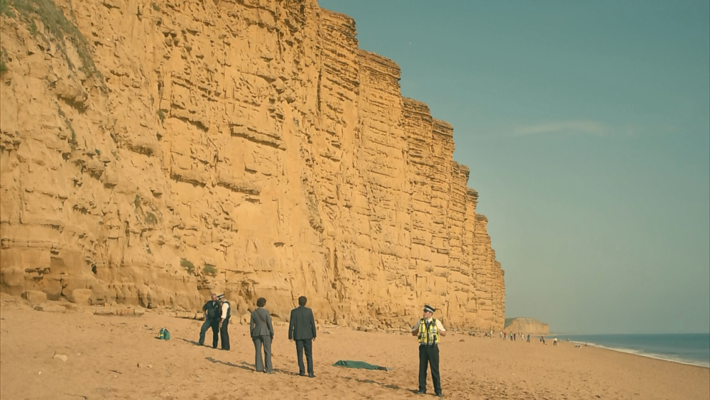 Broadchurch - klify