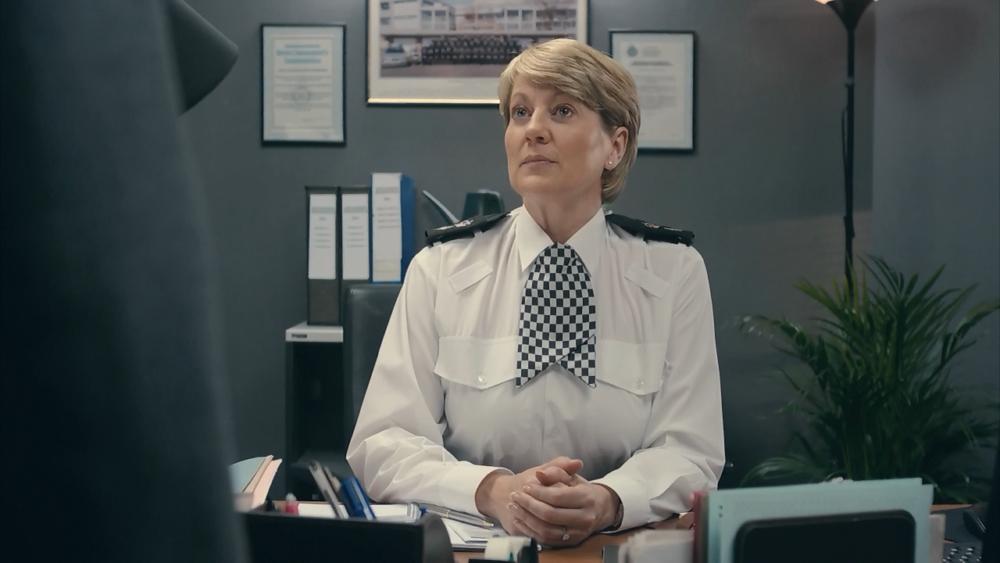 Broadchurch - szef policji