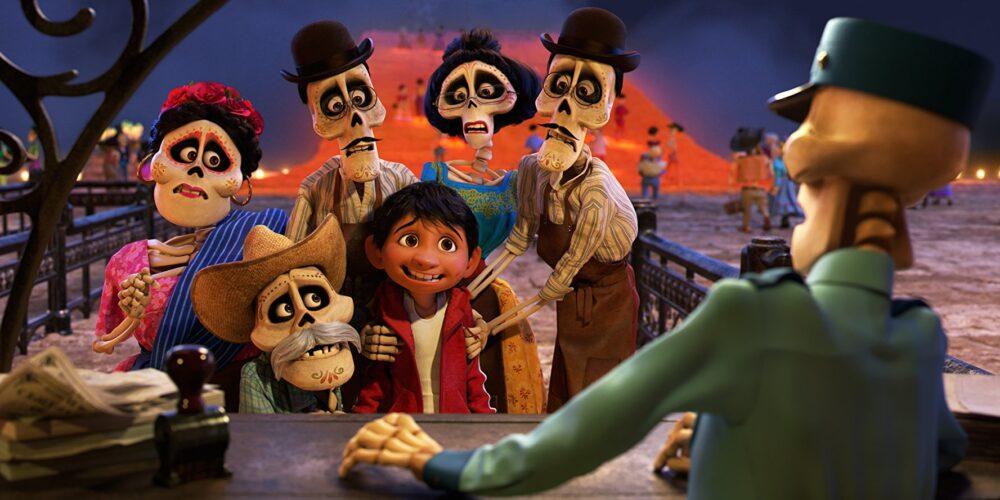 Coco - Rodzina