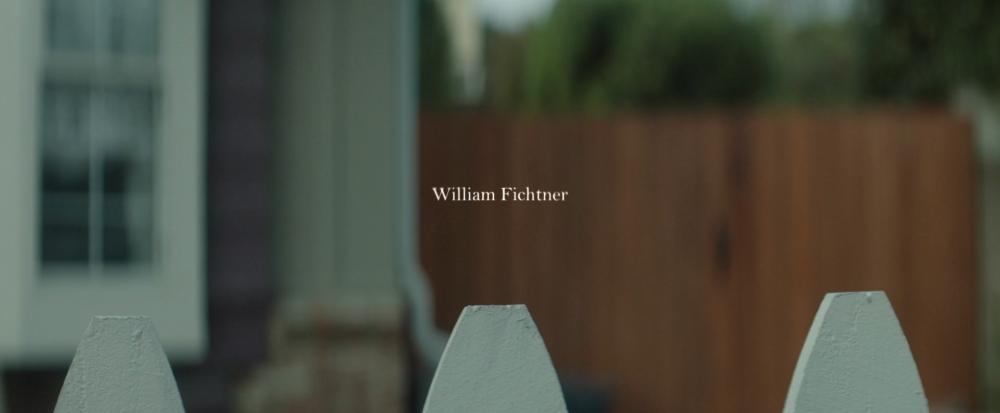 The Neighbor - napis William Fichtner