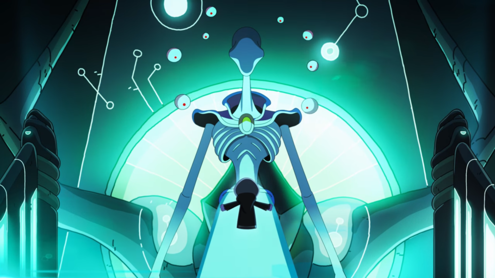 Final Space - Helper Hula