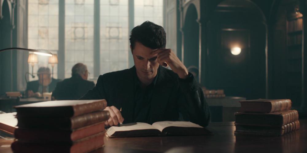 Księga Czarownic - Matthew Goode iksiążki
