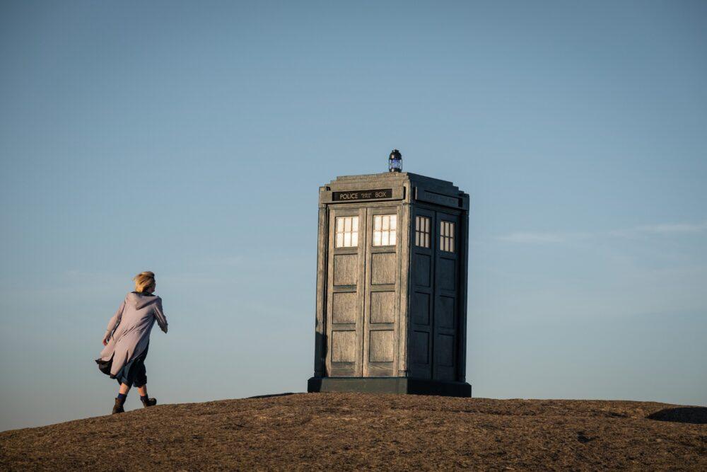 Doctor Who - TARDIS Trzynastki