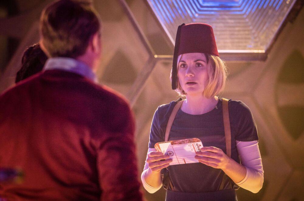 Doctor Who - Trzynastka ifez