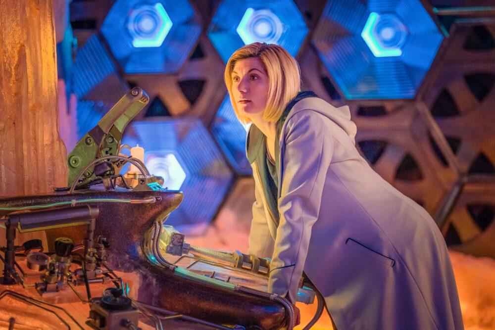 Doctor Who - Trzynastka wTARDIS