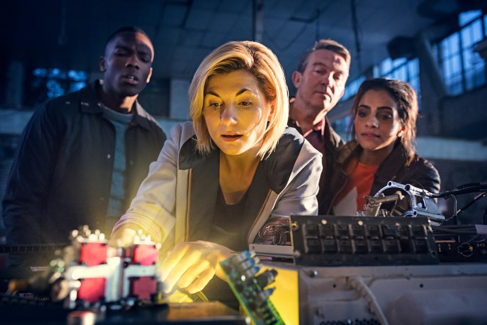 Doctor Who - Trzynastka ijej towarzysze