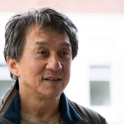 Starszy Jackie Chan