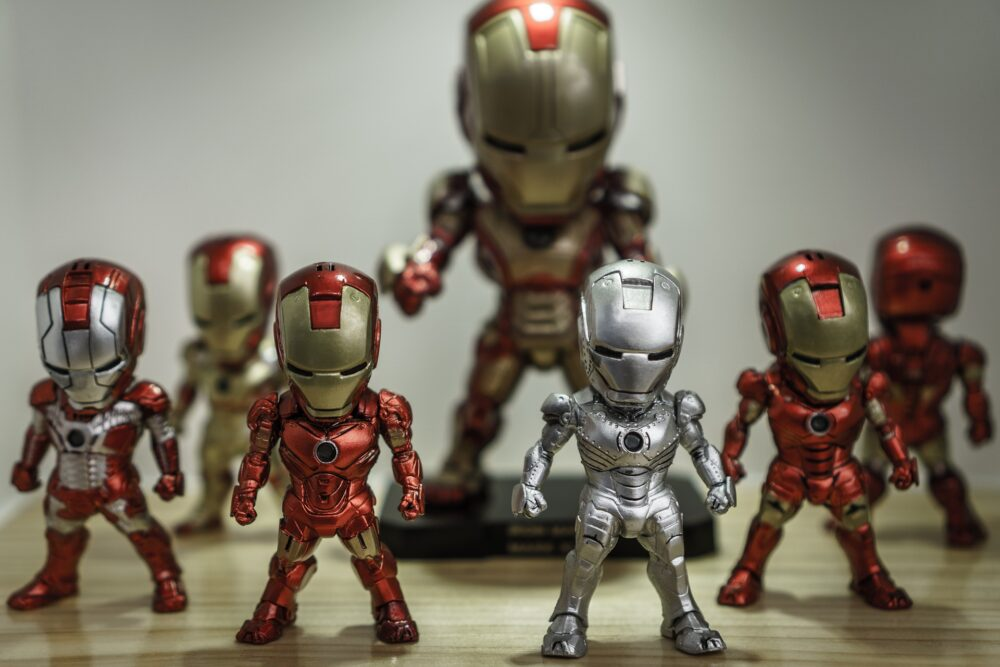 Tookapic – Iron Man