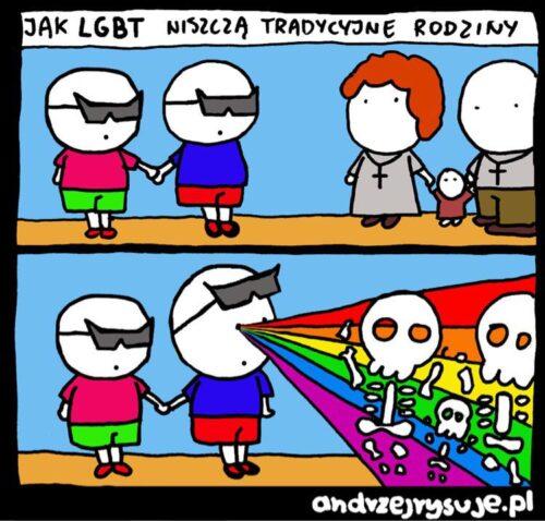Andrzej Rysuje - Ujawniam gorzką prawdę