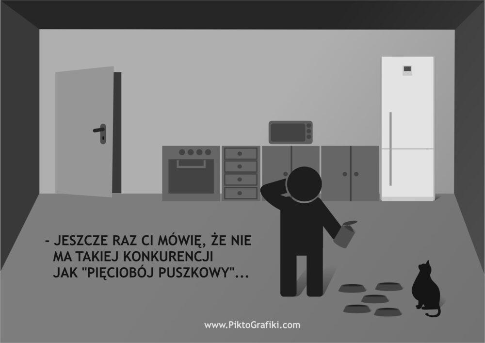 PiktoGrafiki - Pięciobój
