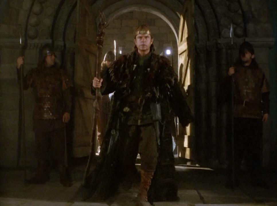Merlin - drzwi