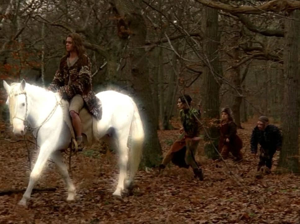 Merlin - istoty magiczne