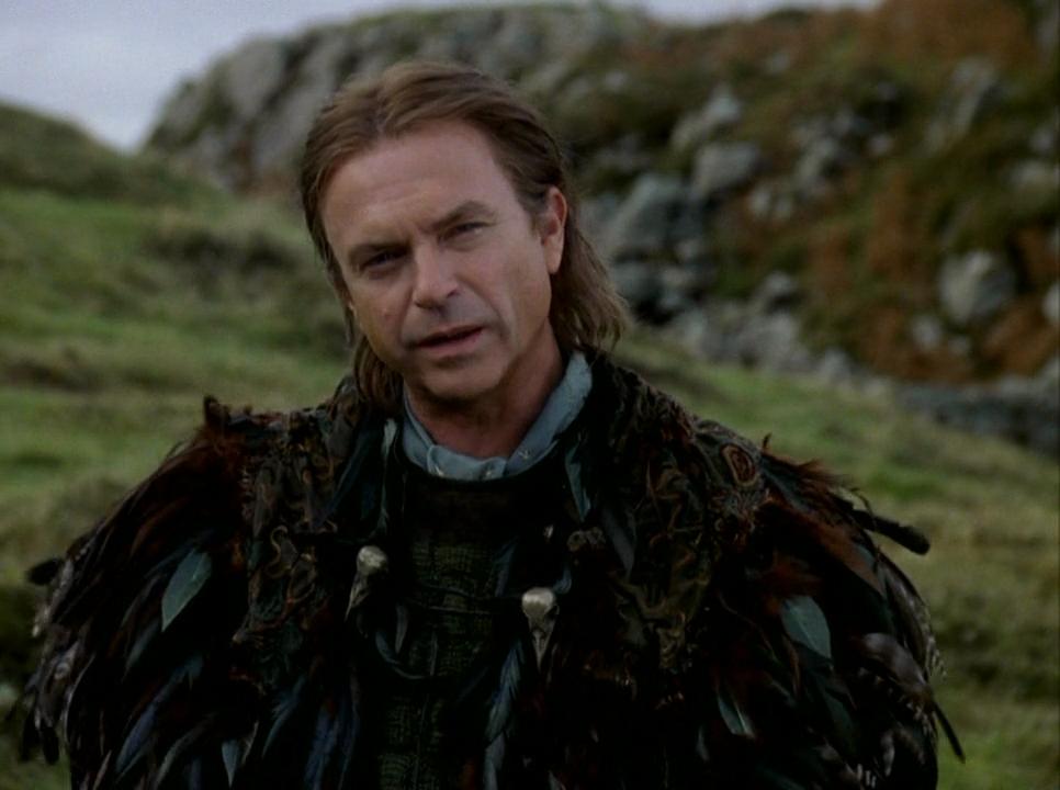 Merlin - płaszcz