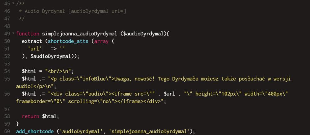 Kreatywne kodowanie