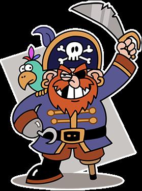 Nie bądź pirat - sprawdź, gdzie tą produkcję możesz obejrzeć legalnie